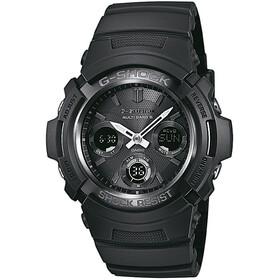CASIO G-SHOCK AWG-M100B-1AER Watch Men, black